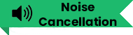 A green ribbon about noise cancellation