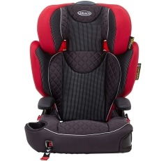 Graco Affix car seat on a white background