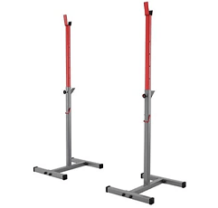 T-Sport Exercise Squat Rack on white background