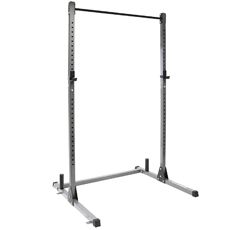 DTX Fitness Squat Rack on white background
