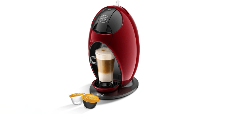 DeLonghi Nescafé Dolce Gusto on a white background