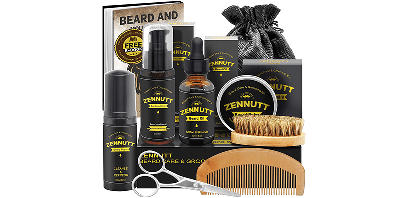 ZENNUTT Beard Kit on a white background