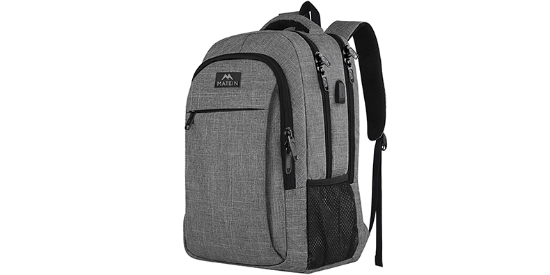 MATEIN Backpack on a white background