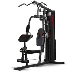 Marcy Eclipse Compact Home Gym on white background