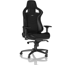 Noblechairs EPIC gaming chair on a white background