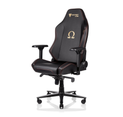 Secretlab Omega gaming chair on a white background