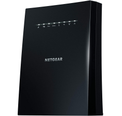 NETGEAR Tri-band EX8000 wifi booster on a white background