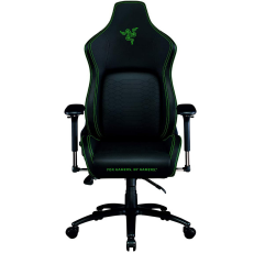 Razer Iskur gaming chair on a white background