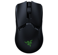 Razer Viper Ultimate Wireless gaming mouse on a white background