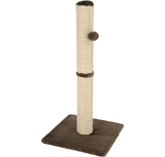 Kerbl Cat Opal Maxi Scratching Post on white background