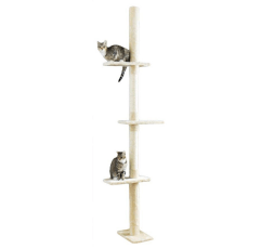 Klife Cat Tree on a white background