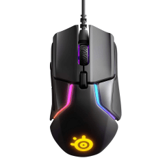 SteelSeries Rival 600 gaming mouse on a white background