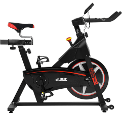 JLL IC300 PRO Exercise bike on a white background