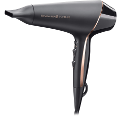 Remington Proluxe Ionic Hair Dryer on a white background