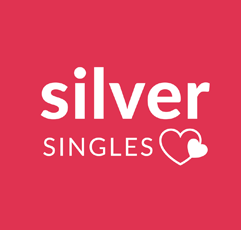 silver singles dating site logo