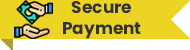 secure payment ribbon