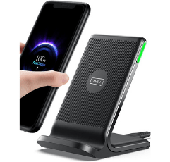 INIU Wireless Charger on white background