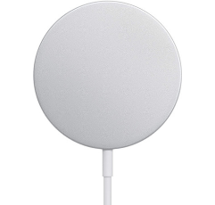 Apple MagSafe Charger on white background