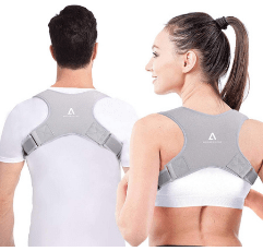 Anoopsyche Posture Corrector on white background