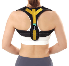 The Restored Posture Corrector on white background