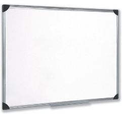 5 Star Easy Office Supplies Whiteboard on white background