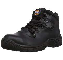 Dickies Workwear Safety Boot on white background