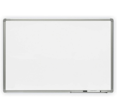 Pitts Drywipe Magnetic Whiteboard on white background